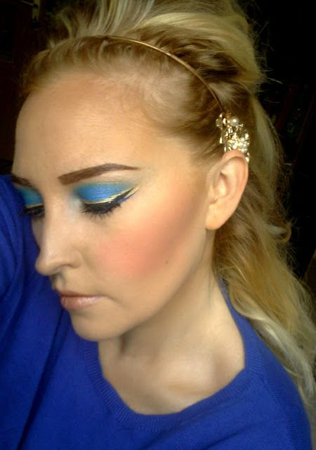 Make Up and more: Sailor Uranus Blogparade AMU