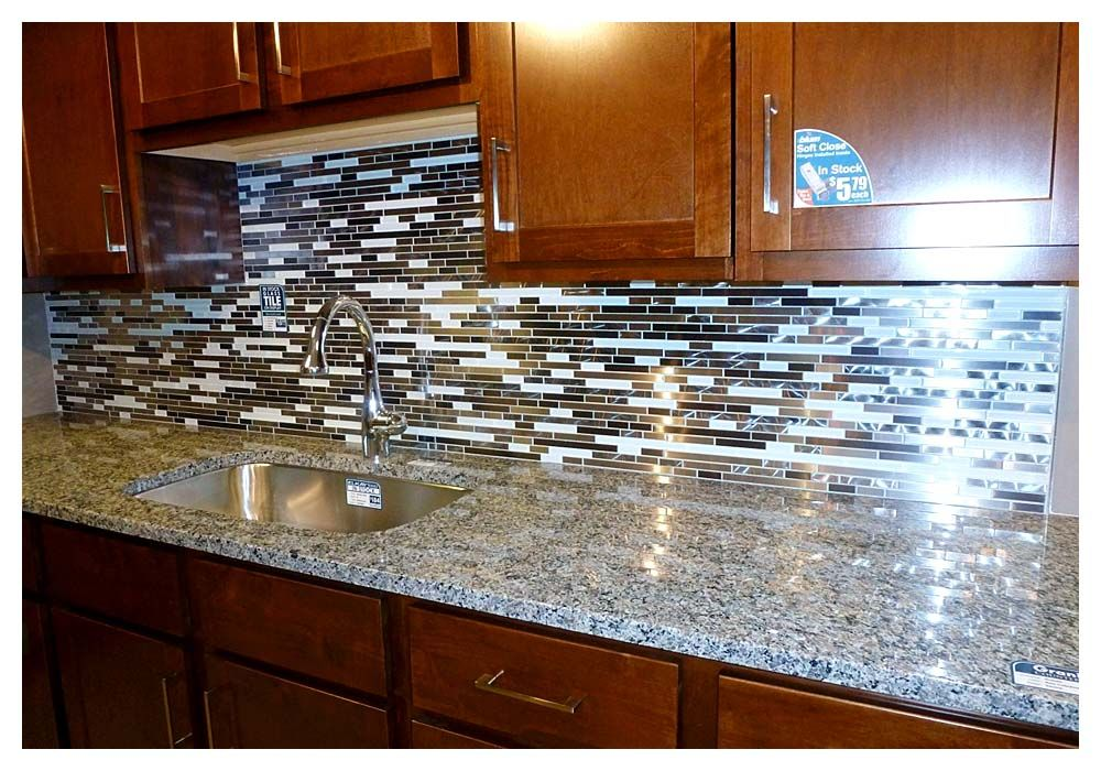 Nice 25 Kitchen Backsplash Panels For A Diffe Touch Modern Offers Beauty With