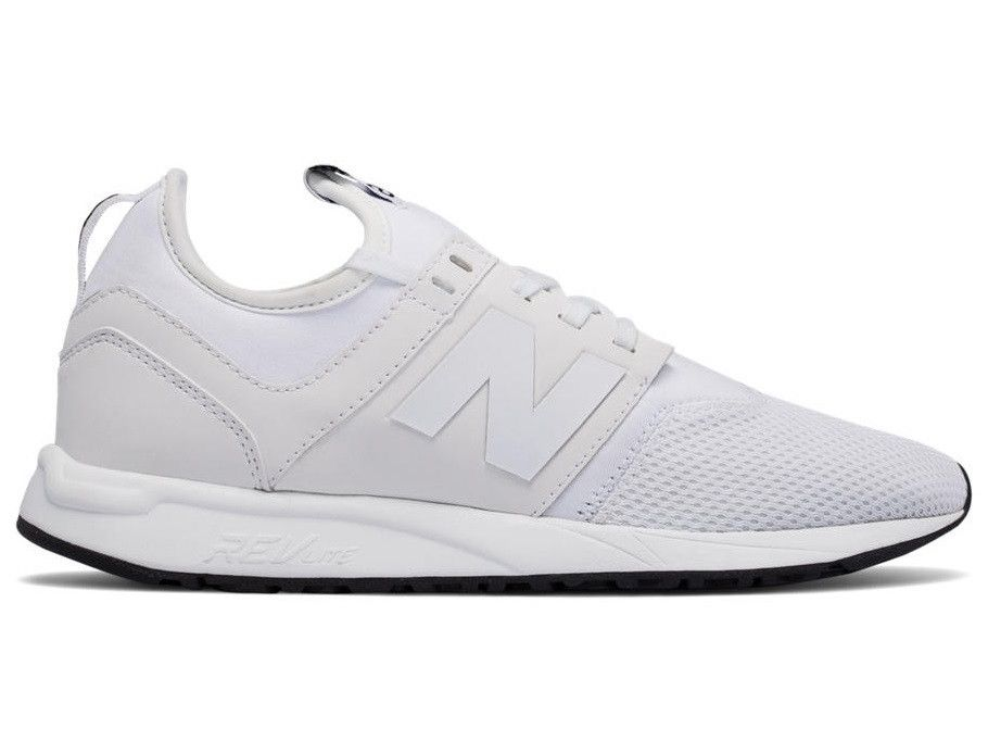 New Balance Womens 247 Classic - White / Black – West Brothers ...