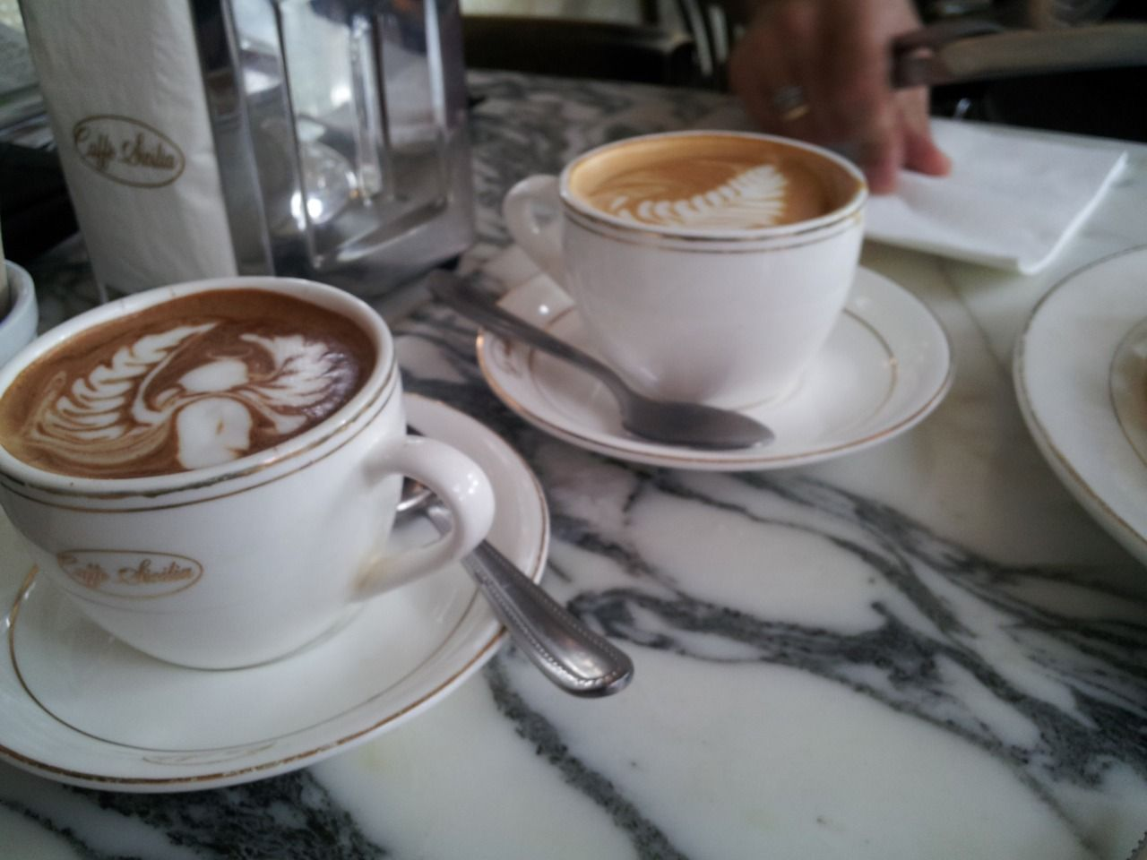 Caffe Sicilia, Surryhills.