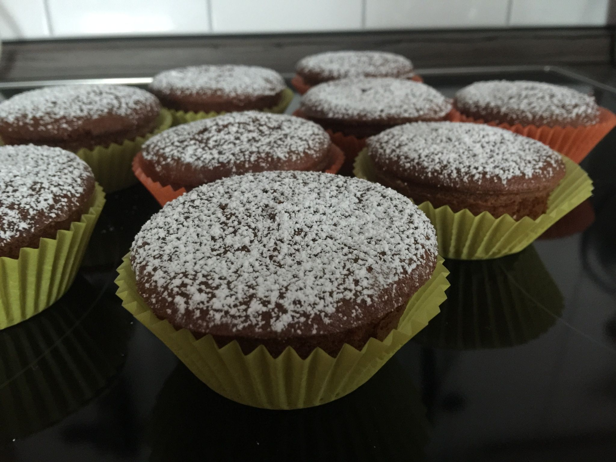 Enie van de meiklokjes rezepte cupcakes