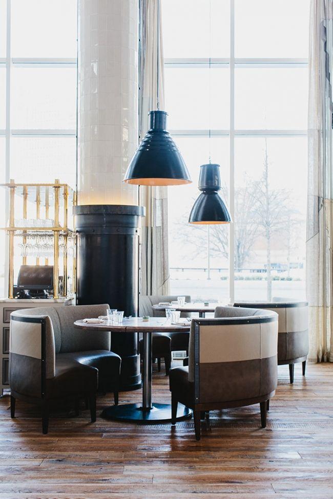 Meyer Davis St Cecilia Restaurant Seating Restaurant Interior Restaurant Design