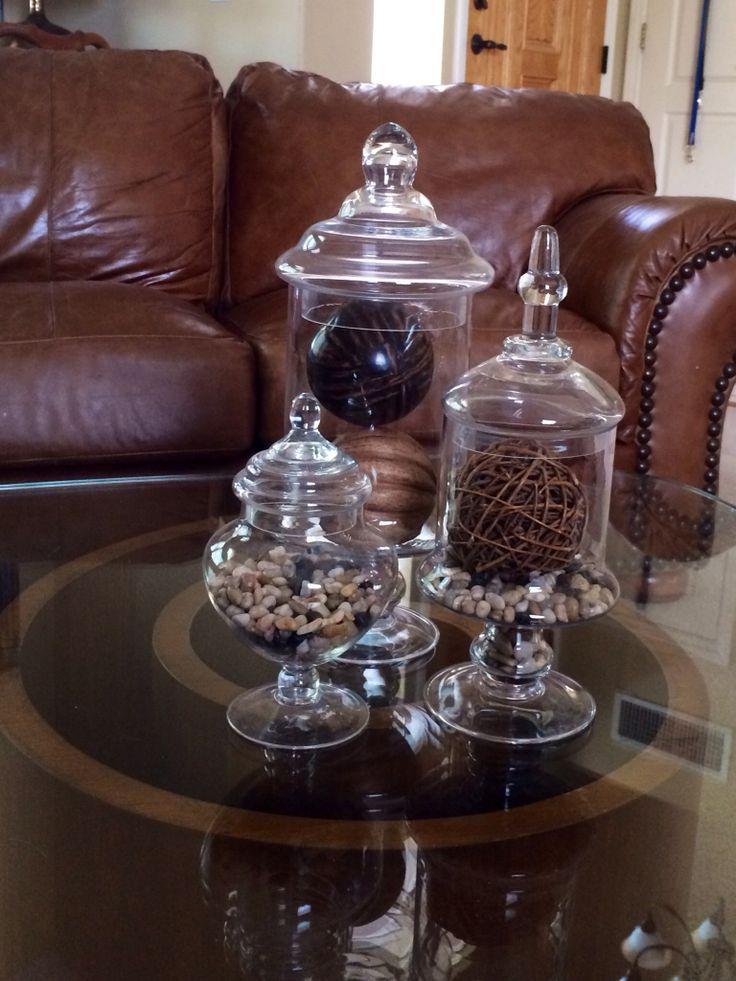 Apothecary Jar Decor Apothecary Jar Decorating Ideas  Design Ideas  Home Decor