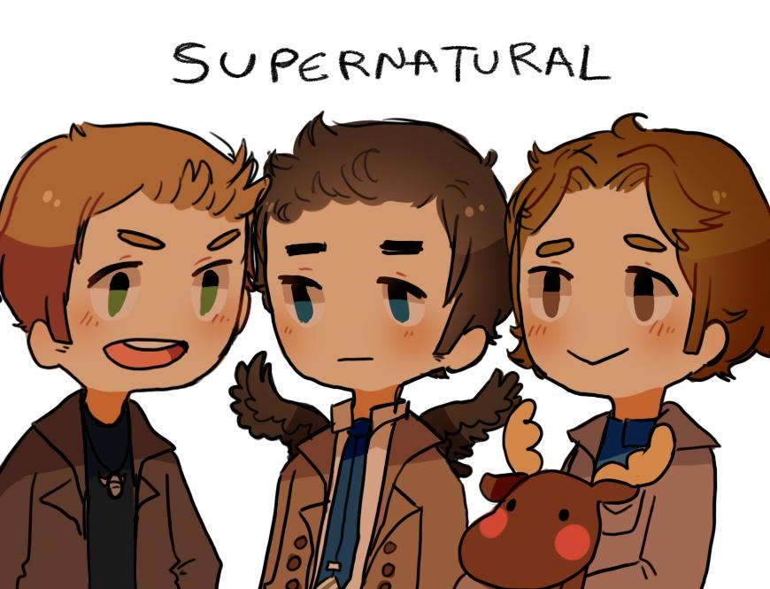 supernatural | Tumblr