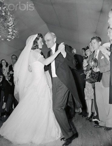 Henry Ford Dancing With Anne His Grandsons New Wife Henryford