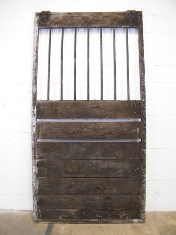 Horse Barn Stall Door Horse Stalls Doors Stall Door Salvaged Doors