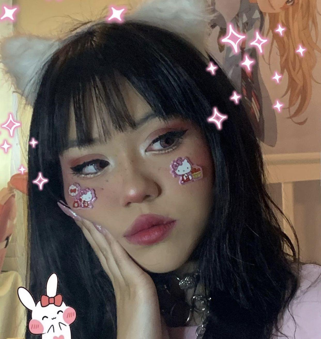 Alaiineeee In 2020 Bad Girl Aesthetic Cute Makeup Aesthetic Girl