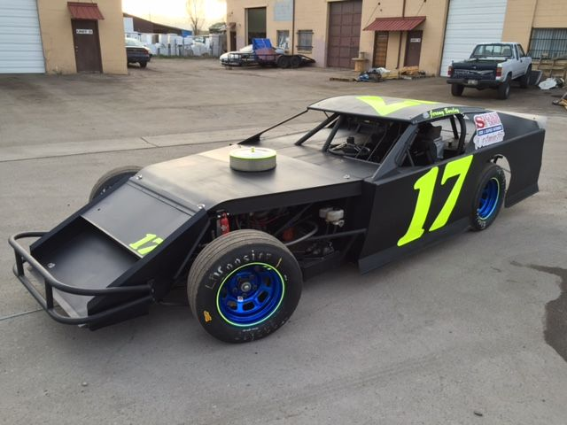 Circle Track Sportsman Street Stock Race Car Csc Chassis Mason