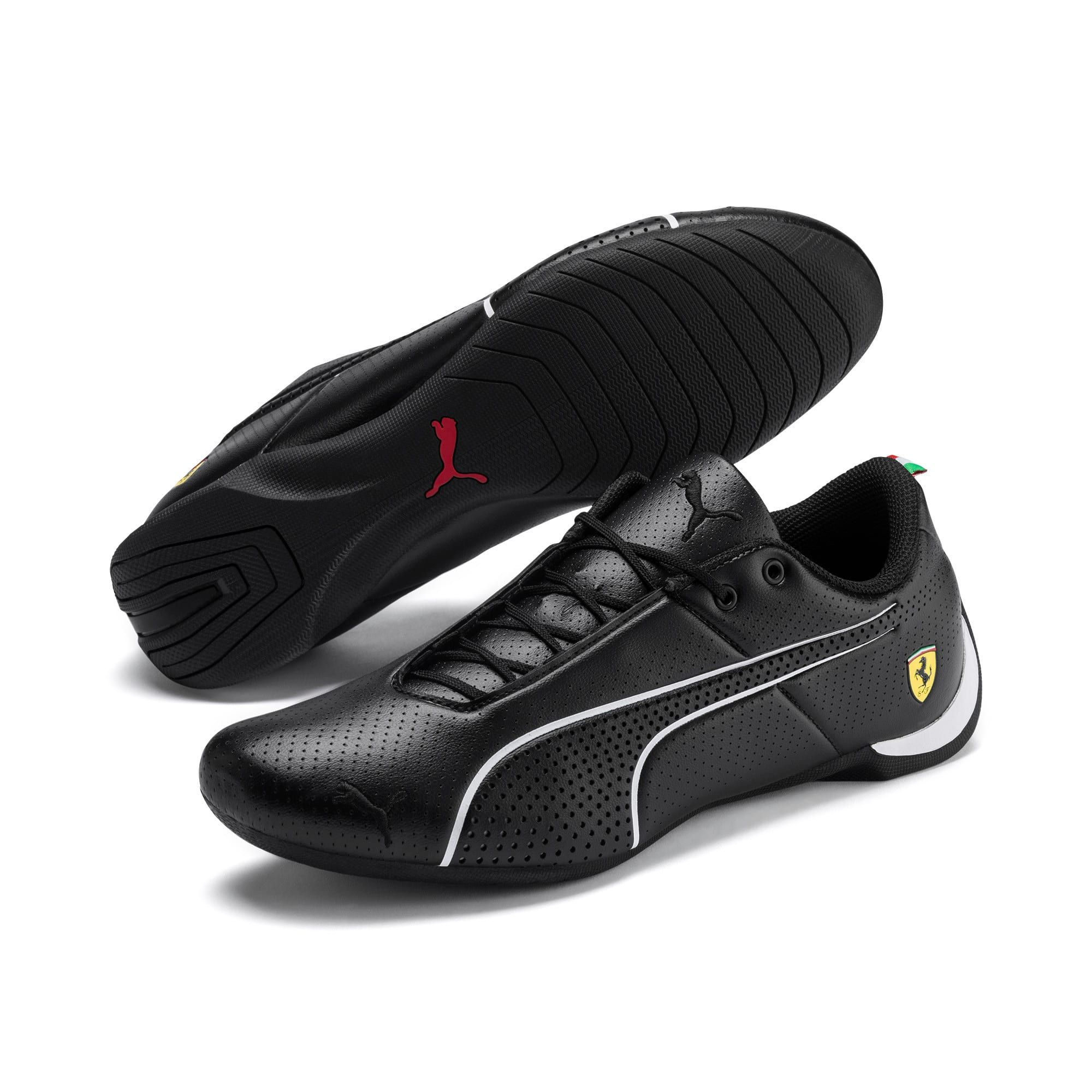 Ferrari Future Cat Ultra Trainers | Puma Black-Puma White | PUMA Sale | PUMA United Kingdom