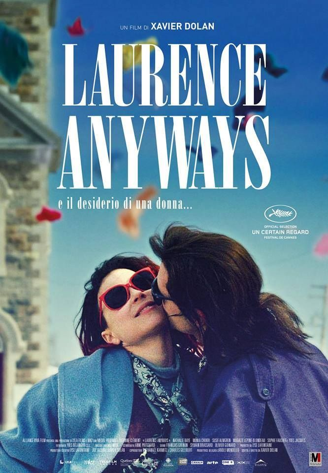 Laurence Anyways Italian Poster Laurence Anyways Laurence