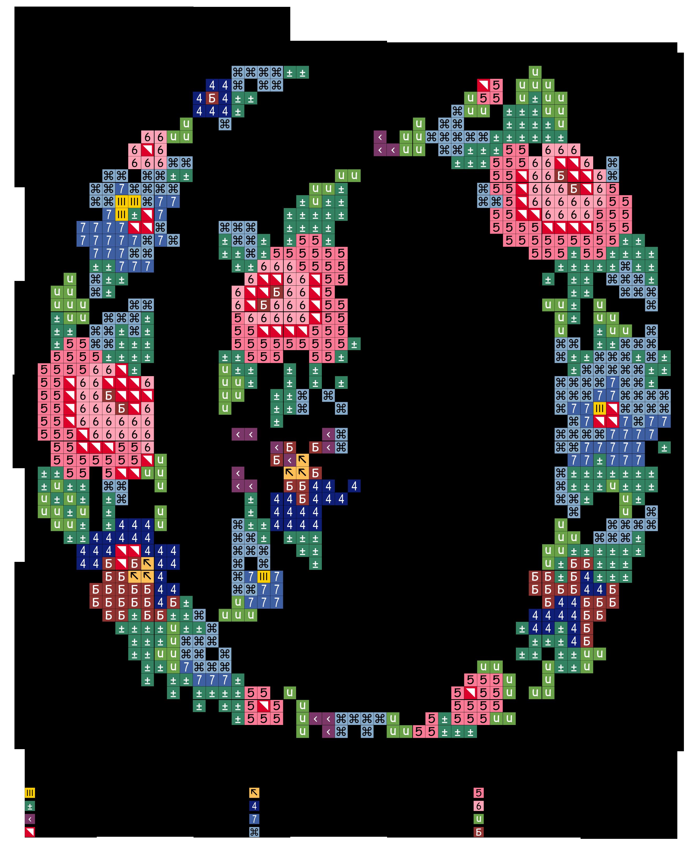 alfabeto fiorito: O