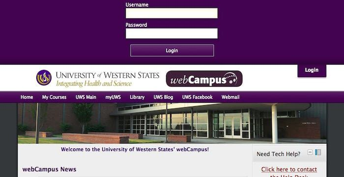 Uws Sign In Uws Edu Student Email Moodle With Images
