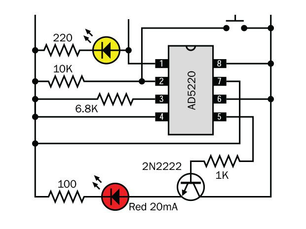 How to Use Digital Potentiometers to Control Light and Sound ...