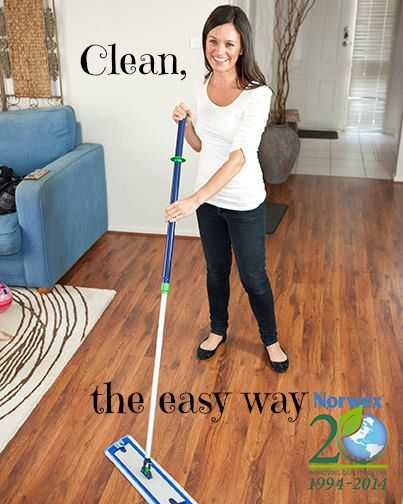 Pick up all the dust and pet hair with the Norwex Superior Mop System, plus keep your floors looking the way they should... beautiful! Save money with Norwex DeniseRollf.Norwex.biz
