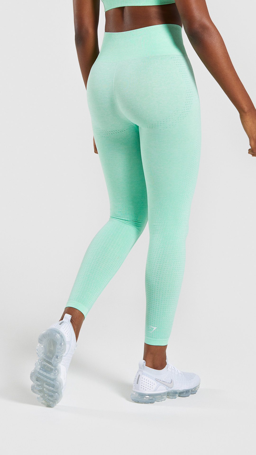 9dd5a2281f0c94 The Vital Seamless Leggings, Sour Pistachio Marl. With the same high ...
