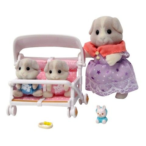 Guinea Pig Animal Figures Calico Critters Families Sylvanian
