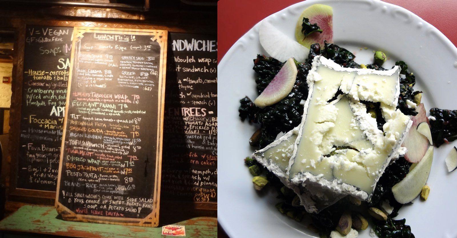 Menu Ipanema Cafe Vegan Restaurants Vegetarian Restaurant Food Festival