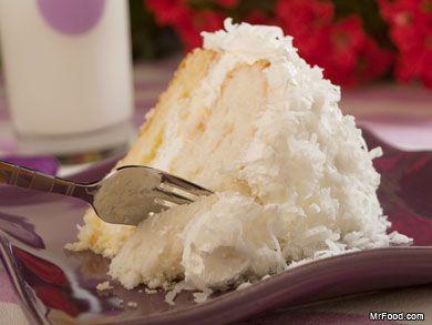 Sinfully White Cake Fresh Market Recipe