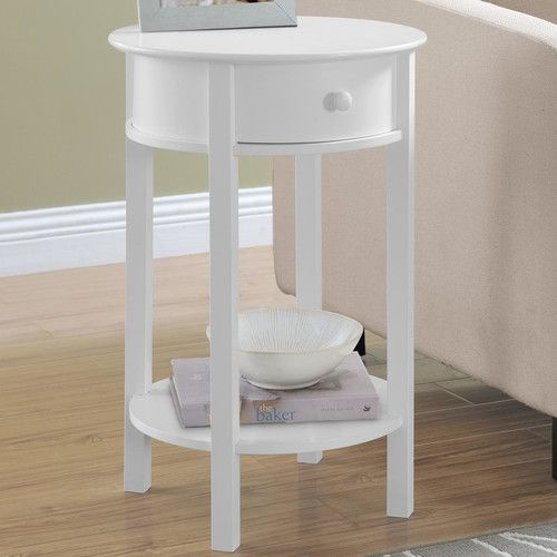 Baltimore Storage End Table End Tables With Drawers End Tables