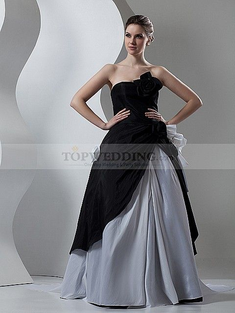 Dream significance to black wedding dress