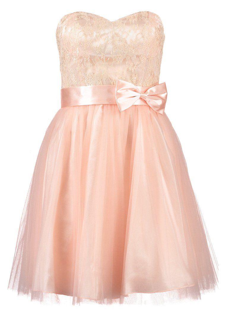 Laona Cocktailkleid / festliches Kleid - ballerina blush - Zalando ...