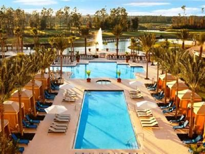 Amenities at the Orlando Waldorf Astoria include a beauty centre, a kids club and a sauna. The hotel employees are available 24/7 and can he...