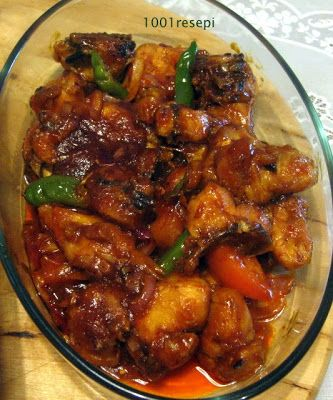 Ingredients 1 kg chicken cut into small pieces 3 tbs chilli paste 1 dishes forumfinder Choice Image