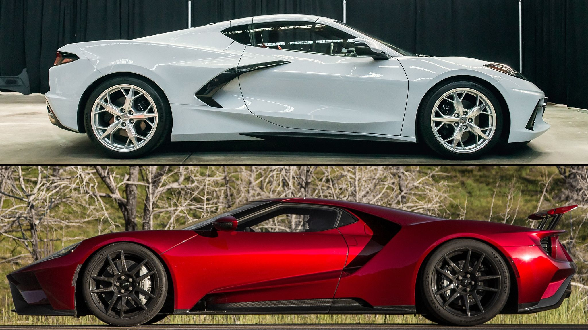 2020 Corvette Stingray Changes In 2020 Ford Gt Chevrolet