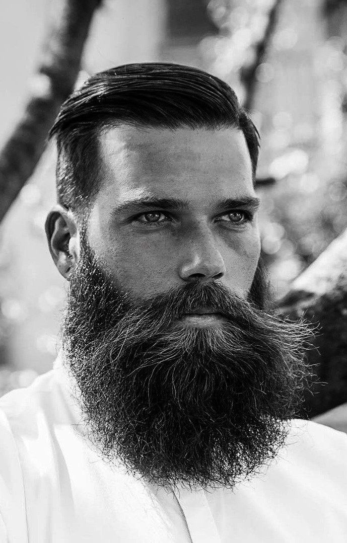 Unidentified Beard Growing Stages You Must be Knowing 4 Unidentified Beard Growing Stages You Must be Knowing  undercut with medium beard Mens Full Beard Styles Post anyt...