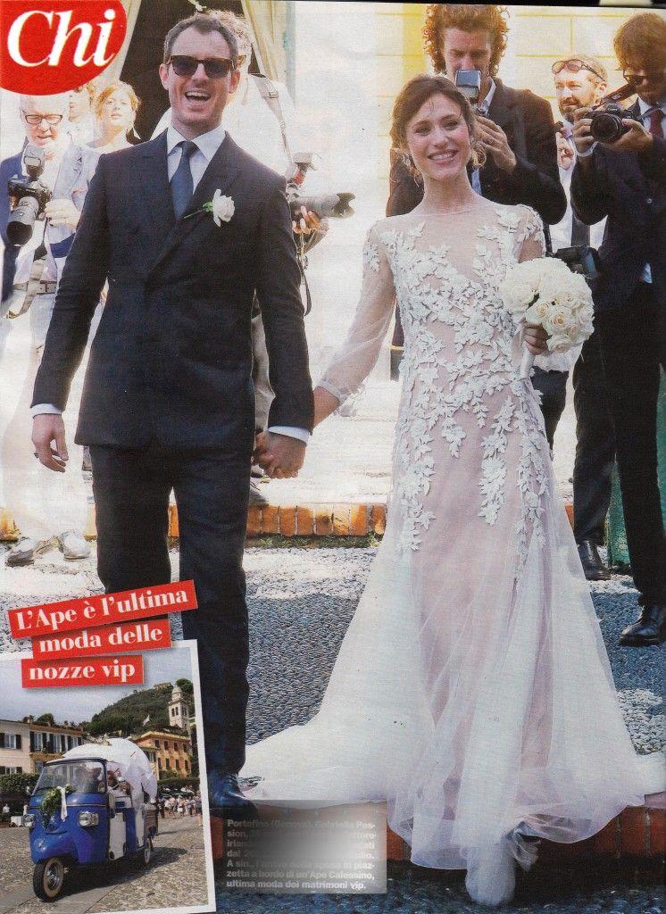 b2dd69ed6537 Gabriella Pession e Richard Flood  si sono sposati