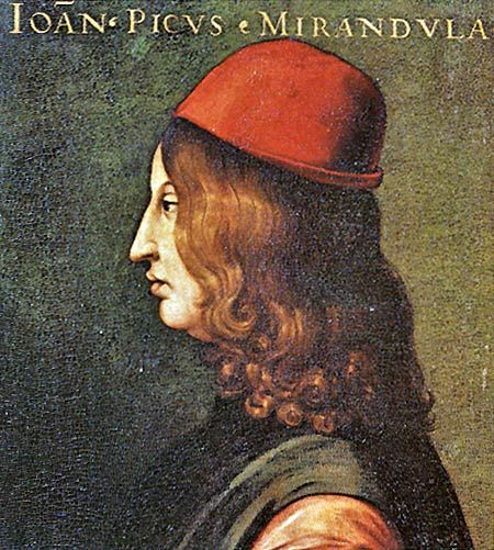 Pico della Mirandola was a very young Italian writer and philosopher ...