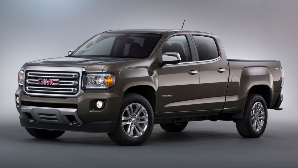 2015 Gmc Canyon Specs And First Photos Gmc Canyon Canyon Diesel
