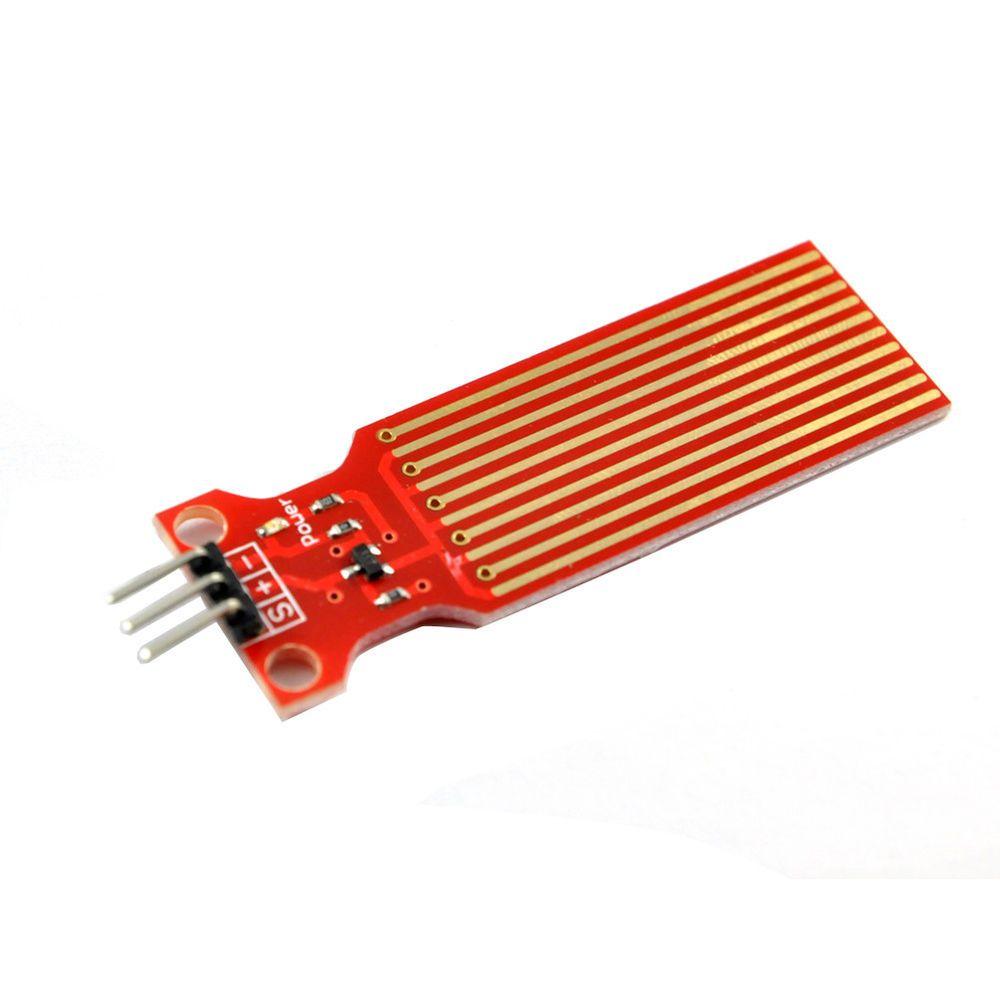 1 10 20 40pcs Water Liquid Level Sensor Module Depth Detection For Arduino Level Sensor Arduino Detection