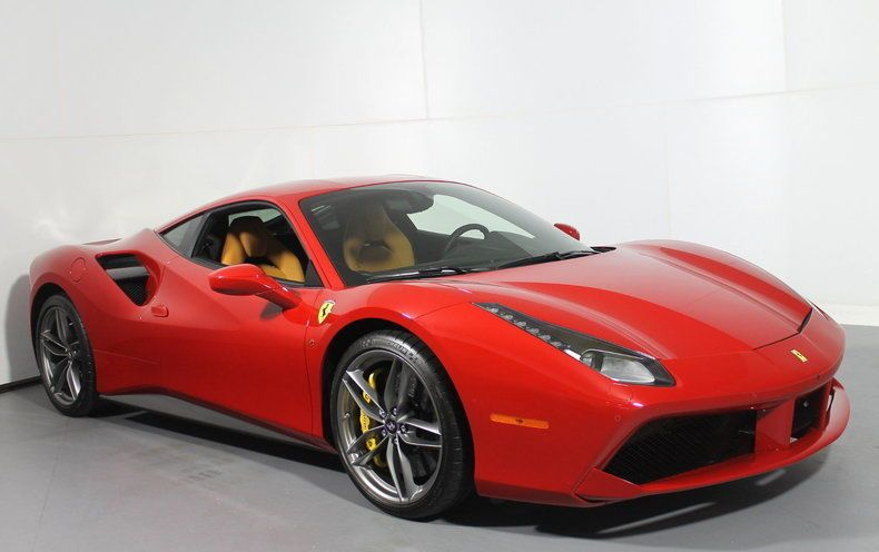 Awesome Amazing Ferrari 488 GTB Certified Pre Owned/Original MSRP: $340,338  2018