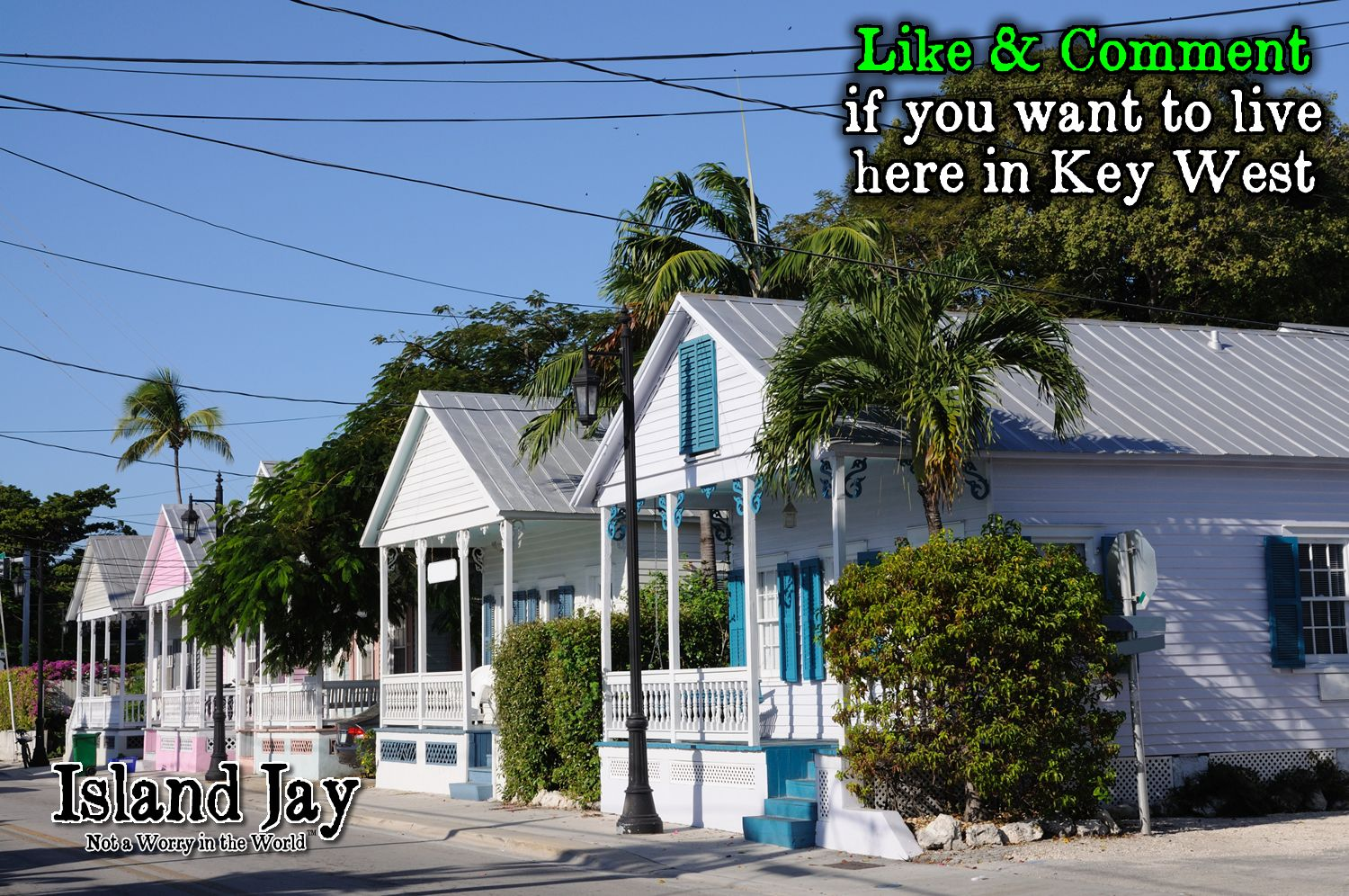 Best Another Row Of Homes In Key West Could You Live Here 400 x 300