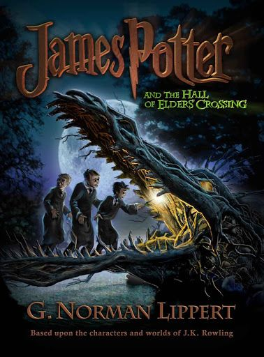Harry Potter Fans Books Hogwarts James Potter