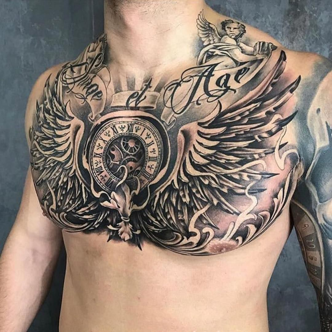 Pin En Tatuajes Hombres