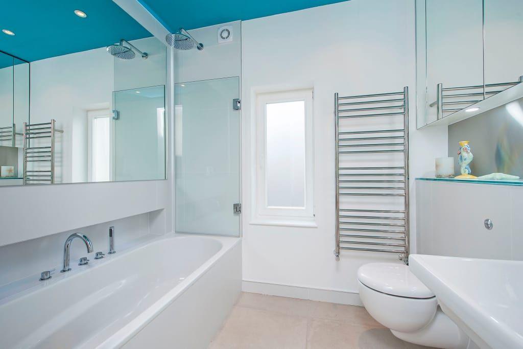 Das Badezimmer der Mietwohnung verschönern | Badezimmer ...