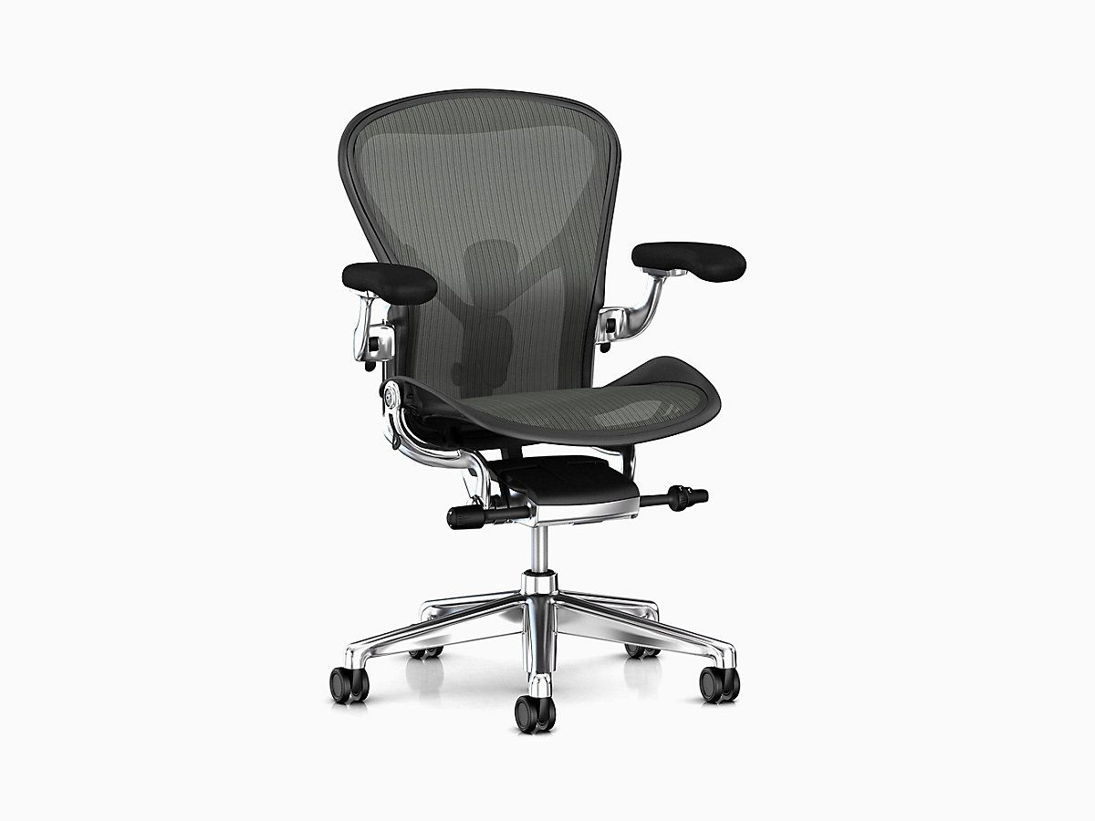 Aeron Chair Office Chair Ergonomic Office Chair Herman Miller Office Chair