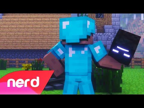 Minecraft Song My House Nerdout Minecraft Animation Youtube Minecraft Songs Songs Music For Kids