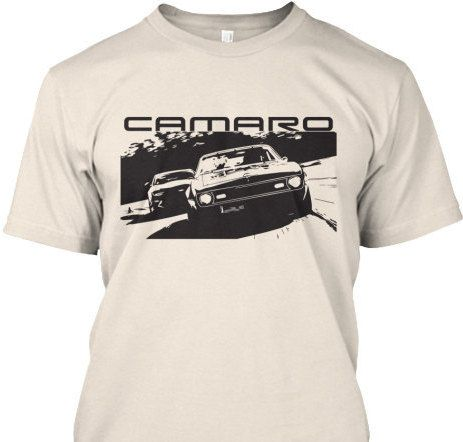 Camaro Shirts Camaro Classic Vs Modern Muscle Car Tshirts Men