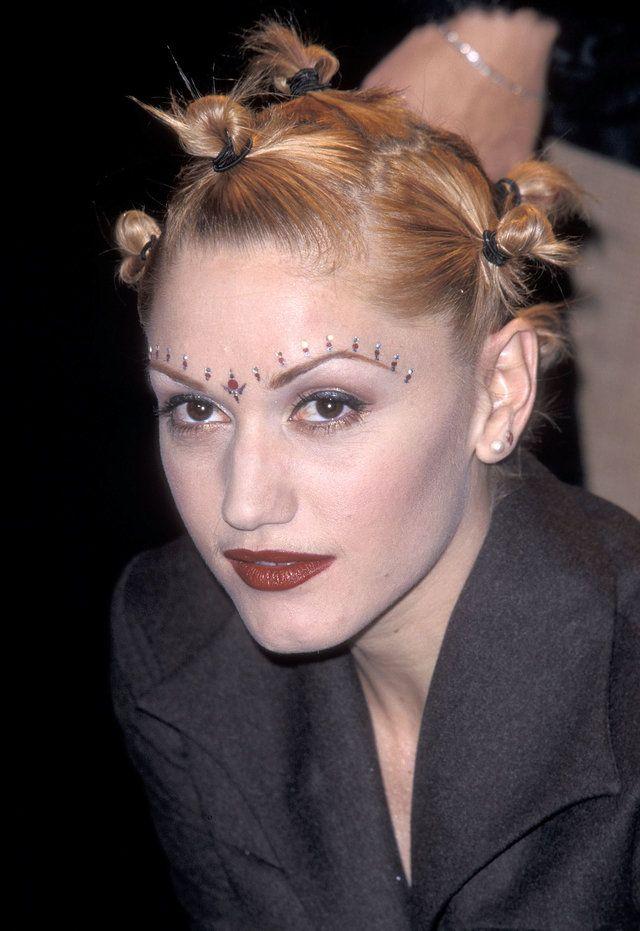 Gwen Stefani 90s Hair Pink