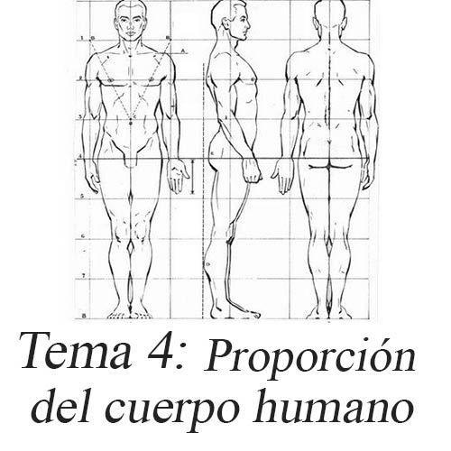 Codal Leccion 5 El Cuerpo Humano Con Figuras Geometricas Proporciones Del Cuerpo Humano Cuerpo Humano Dibujo Cuerpo Humano