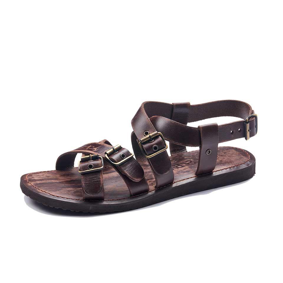 ca05f90510b8 Handmade Leather Bodrum Sandals Men -100%Handmade Leather in 2019 ...