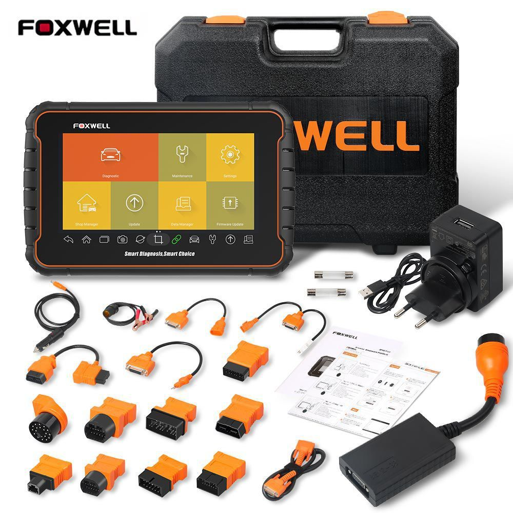 Pin on Foxwell GT60 Plus Full System OBD2 Scanner