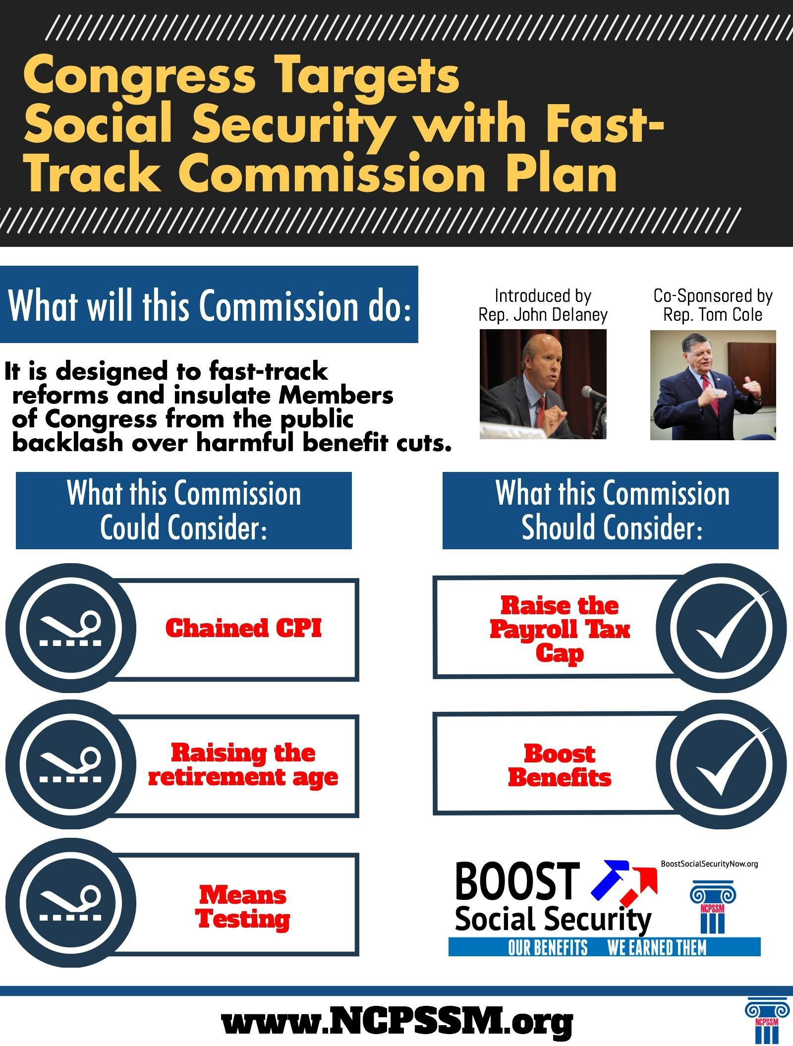Congress Targets Socialsecurity With Fast Track Commission Plan Click Through To Read More