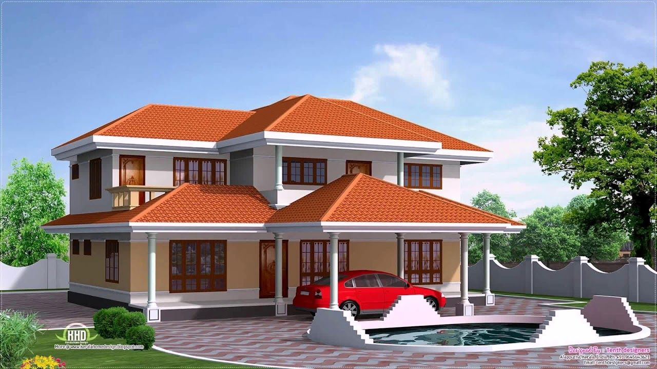 4 bedroom modern house plans in kenya di 2019 home design