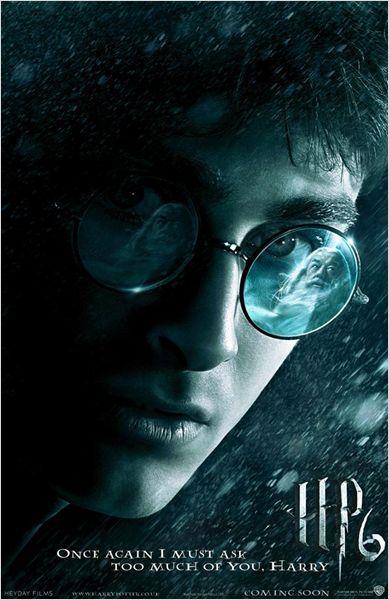Harry Potter Y El Misterio Del Príncipe Cartel Fotos De Harry Potter Libros De Harry Potter Películas De Harry Potter