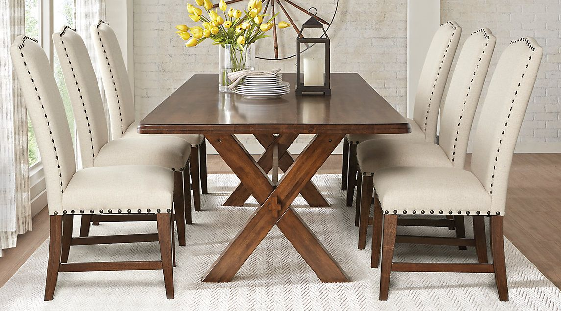 Affordable Standard Height Dining Room Sets Rooms To Go