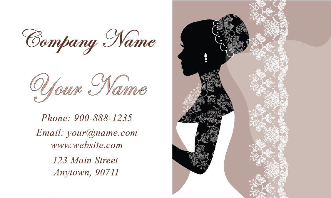 Elegant Wedding Planner Business Card Design 701121 Wedding Planner Business Card Wedding Planner Business Wedding Business Card